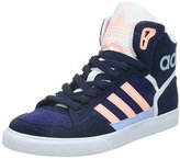 adidas Women's Extaball Low-Top Sneakers Blue Size: 8