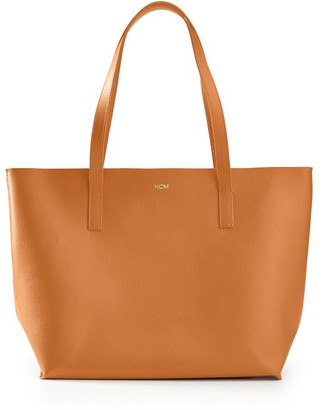 Mark And Graham Everyday Italian Leather Tote