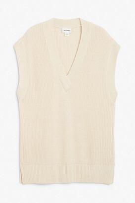 Monki Pullover knit vest