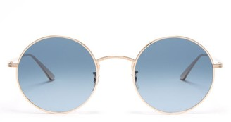 The Row X Oliver Peoples After Midnight Sunglasses - Navy