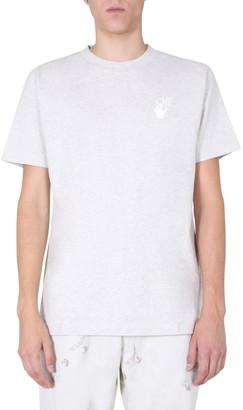 Off-White Cut Here T-Shirt