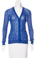 Vanessa Bruno Button-Up Knit Cardigan w/ Tags