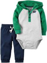 Carter's Baby Boys Bodysuit Pant Sets 121g842