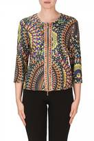 Joseph Ribkoff Graphic Print Jacket