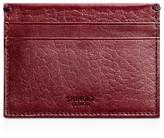 Shinola 5 Pocket Card Case