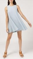 NATIVE YOUTH Japanese Tack Stitch Tent Dress