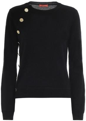 Altuzarra Minamoto embellished cashmere sweater