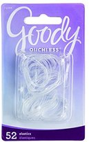 Goody Classics Hair Elastic, Polybands 52, 0.217 Ounce (Pack of 3)