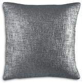 DKNY Geo Matelasse Metallic Printed Decorative Pillow, 18 x 18