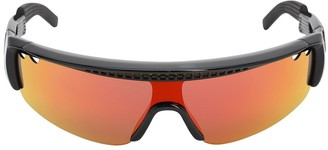 DSQUARED2 Mask Injected Plastic Sunglasses