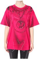 Moschino T-shirt Con Stampa