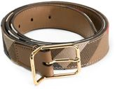 Burberry BURBERRY CEINTURE HOUSE CHECK