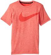 Nike Breathe Training Top Boy's Clothing