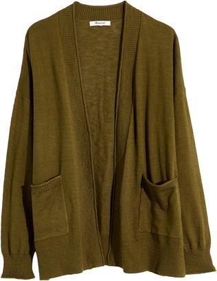 Madewell Bradley Cardigan Sweater
