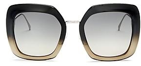 Fendi Women's Oversized Square Sunglasses, 53mm