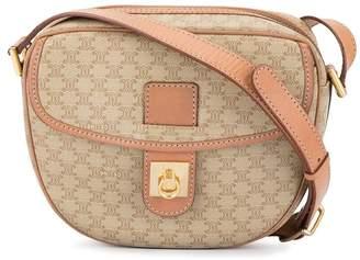 Celine Pre-Owned Macadam pattern crossbody bag