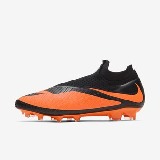 Nike Firm-Ground Soccer Cleat Phantom Vision 2 Elite Dynamic Fit FG