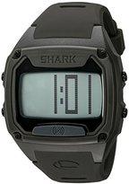 Freestyle Unisex 10025774 Shark Tooth Digital Display Japanese Quartz Black / Gunmetal Watch