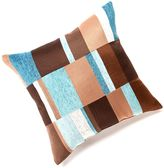 Split Personality Throw Pillow