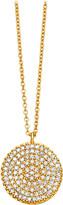 Astley Clarke Icon 14ct yellow-gold pendant