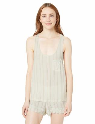 Eberjey Women's Summer Stripes Pajama Tank