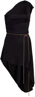 Alexis Mellie Asymetrical High-Low Dress