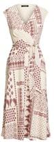 Thumbnail for your product : Lauren Ralph Lauren Ralph Lauren Bandanna-Print Crepe Midi Dress