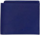Pb 0110 Blue Cm 18 Bifold Wallet