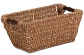 Honey-Can-Do Small Seagrass Basket with Handles