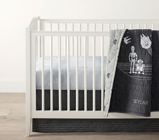 Pottery Barn Kids Star Wars Baby Bedding Set of 3