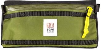 Topo Designs Bike Bag (Olive/Olive) Bags