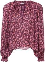 Ulla Johnson floral boho blouse