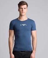 Emporio Armani Centre Logo T-Shirt
