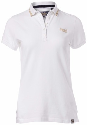 Superdry Women's Classic Polo TOP