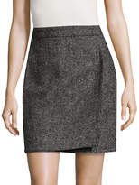French Connection Women's Rupert Tweed Mini Skirt