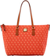 Dooney & Bourke Gretta Zip Top Shopper