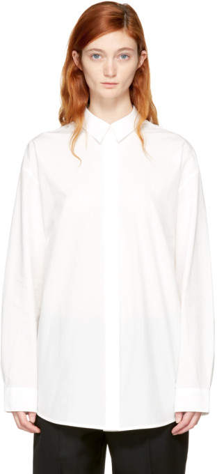 Acne Studios Off-White Bela Shirt