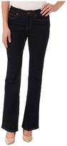 TWO by Vince Camuto Classic 70's Flare Jeans in Midnite Denim