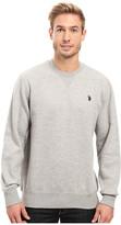 U.S. Polo Assn. Fleece Crew Neck Sweatshirt