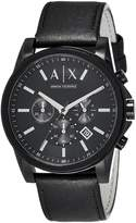 Armani Exchange A|X Men's AX2098 Analog Display Analog Quartz Watch