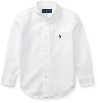 Ralph Lauren Kids Oxford Sport Shirt, Size 2-4