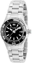 Technomarine Stainless Steel & Black Sea Manta Bracelet Watch