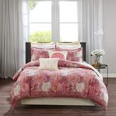 Echo Florentina Pink Comforter Set, Full