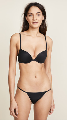 Calvin Klein Underwear Perfectly Fit Memory Touch Push Up Bra