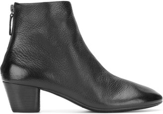 Marsèll Pointed-Toe 45mm Ankle Boots