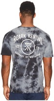 Roark - Volume 13 Tie-Dye Short Sleeve T-Shirt Men's T Shirt