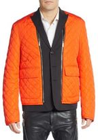 DSQUARED2 Quilted Zip-Off Jacket