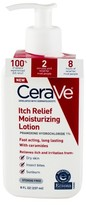 CeraVe Itch Relief Moisturizing Lotion 8 oz
