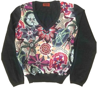 Missoni Anthracite Cashmere Knitwear for Women
