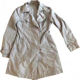 ADD Beige Trench Coat for Women